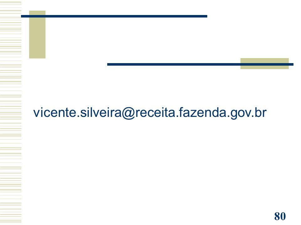 80 vicente.silveira@receita.fazenda.gov.br