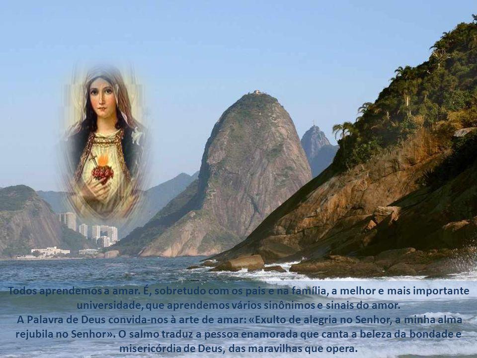 Hoje o seu Imaculado Coração é forte sinal para toda a Humanidade.