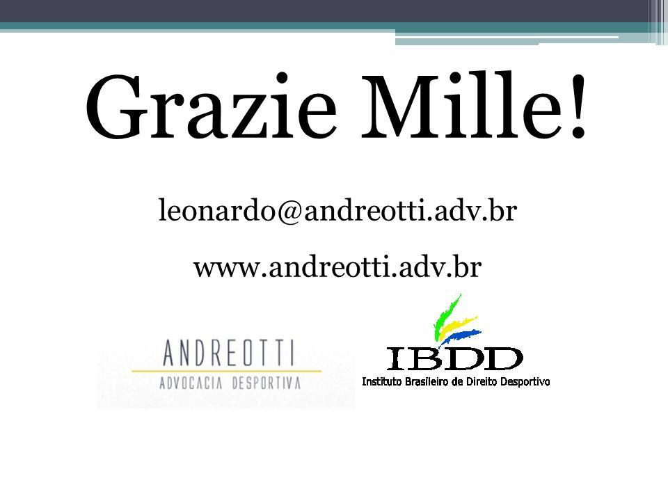 Grazie Mille! leonardo@andreotti.adv.br www.andreotti.adv.br