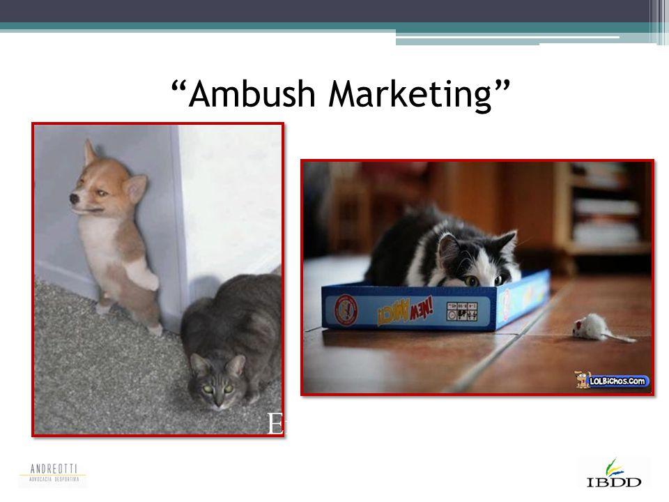 """Ambush Marketing"" Emboscada"