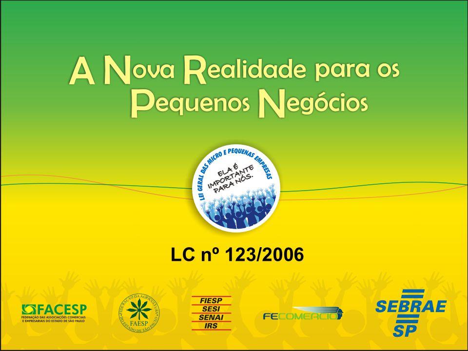 1 LC nº 123/2006