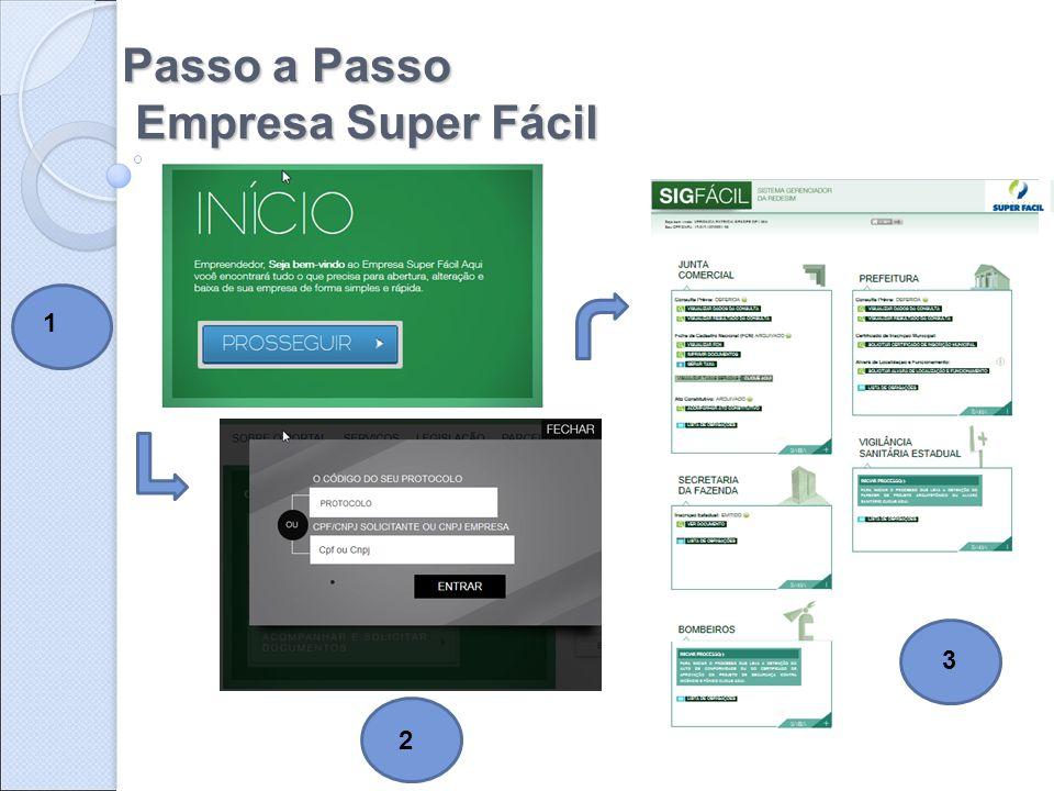 Passo a Passo Empresa Super Fácil 1 2 3