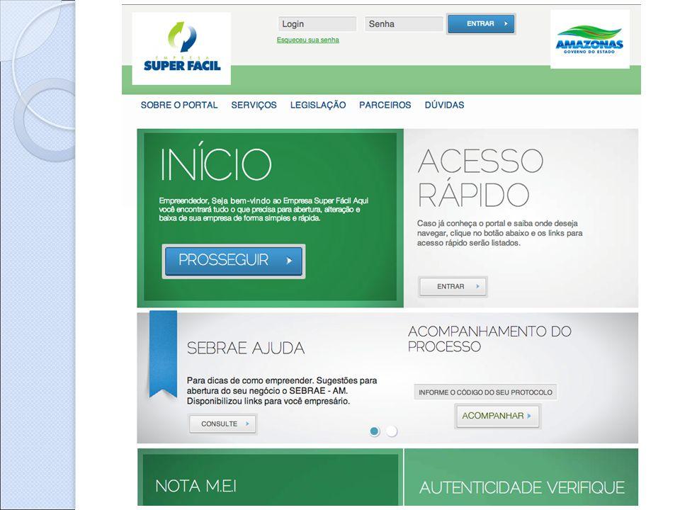 FLUXO – Prefeitura Municipal  Emissão do Alvará Sanitário 1º Clicar em Solicitar Alvará Sanitário 1º Clicar em Ver Documento
