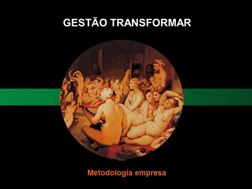 GESTÃO TRANSFORMAR Metodologia empresa