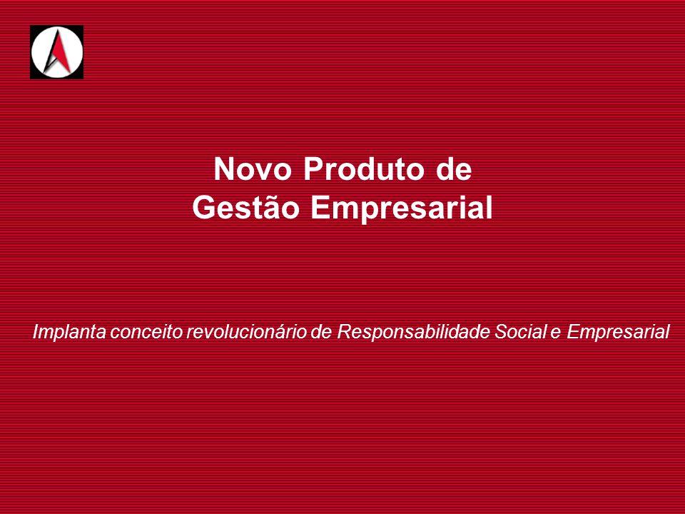 Novo Produto de Gestão Empresarial Implanta conceito revolucionário de Responsabilidade Social e Empresarial