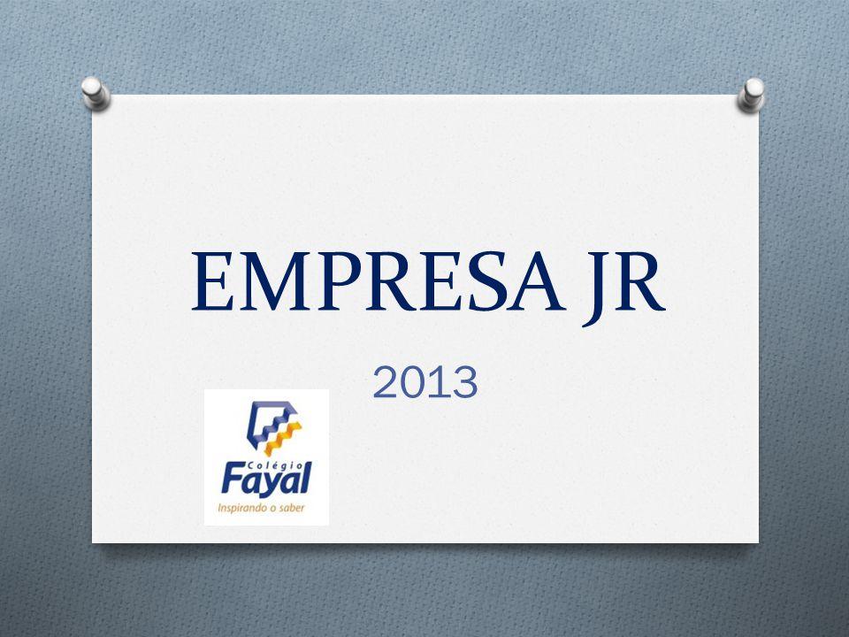EMPRESA JR 2013