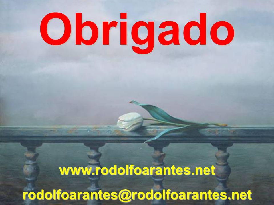Fatores de Sucesso – Etc, etc, etc. Obrigadowww.rodolfoarantes.netrodolfoarantes@rodolfoarantes.net