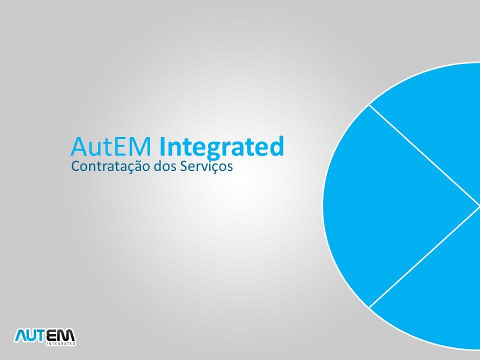 Contratação dos Serviços AutEM Integrated