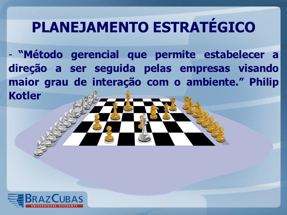 PARTES BÁSICAS EM PE - Planejamento dos fins.- Planejamento dos meios.