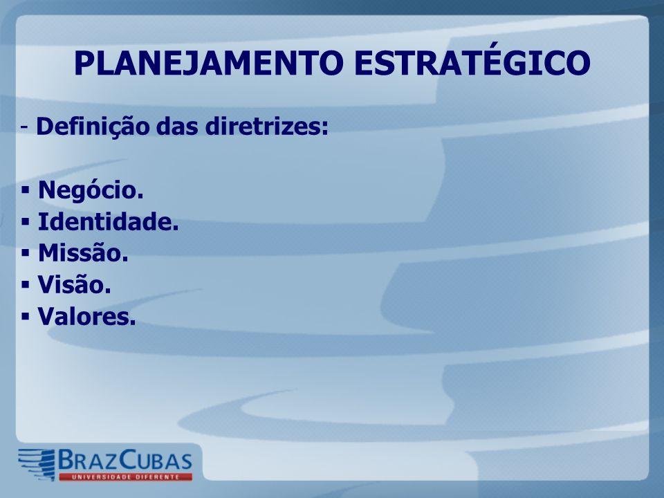 - Negócio da empresa:  Abordagem das necessidades do cliente.