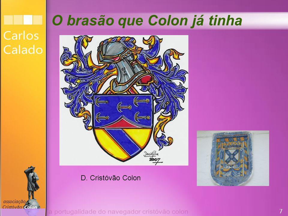 8 associação Cristóvão Colon D. Álvaro de Portugal (Bragança)
