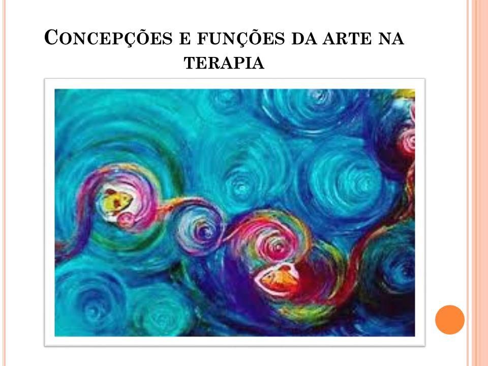 C ONCEPÇÕES E FUNÇÕES DA ARTE NA TERAPIA