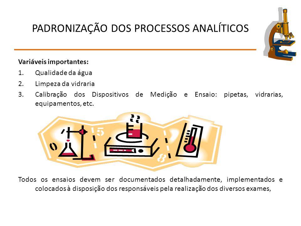 Nome do procedimento Nome e fundamento do método Principais aplicações clínicas Amostra do paciente – condições em que pode ser aceitável.