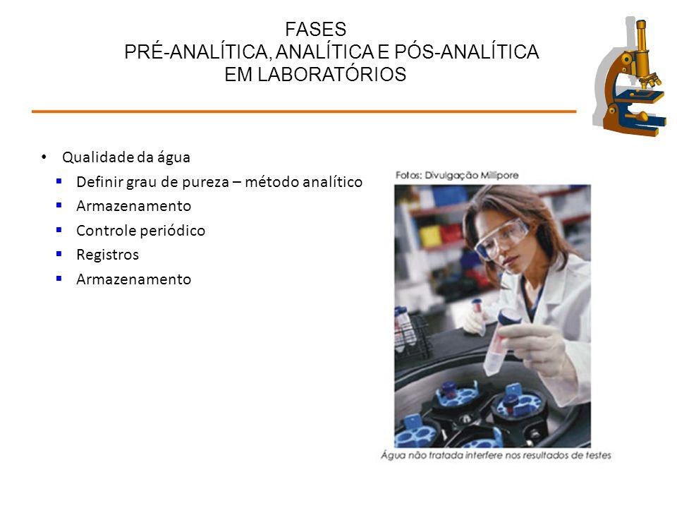PADRONIZAÇÃO DOS PROCESSOS PRÉ-ANALÍTICOS Formulário de requisição Identificar: o paciente o requisitante fornecer os dados clínicos pertinentes.