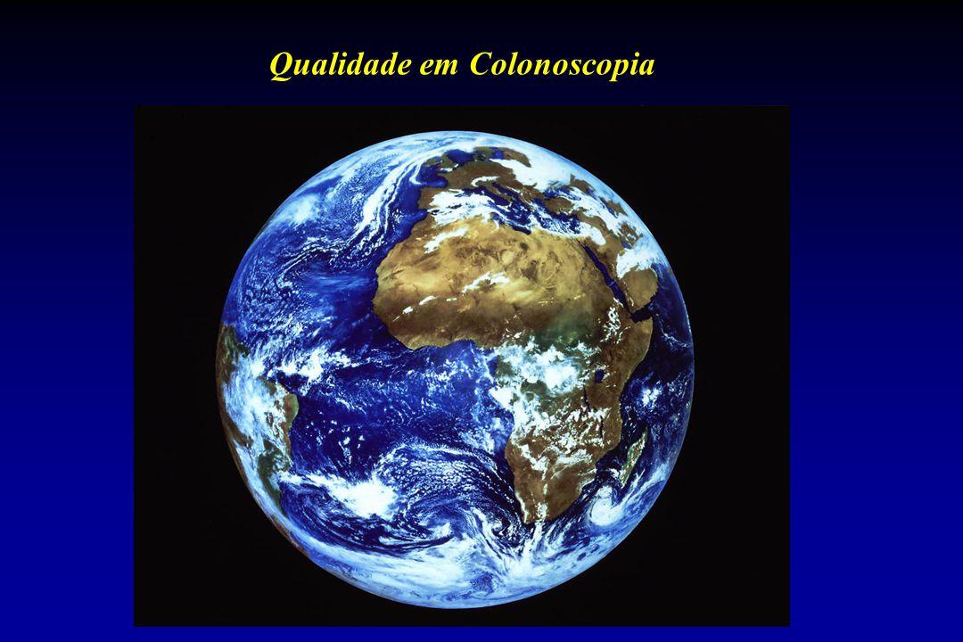 Qualidade em Colonoscopia