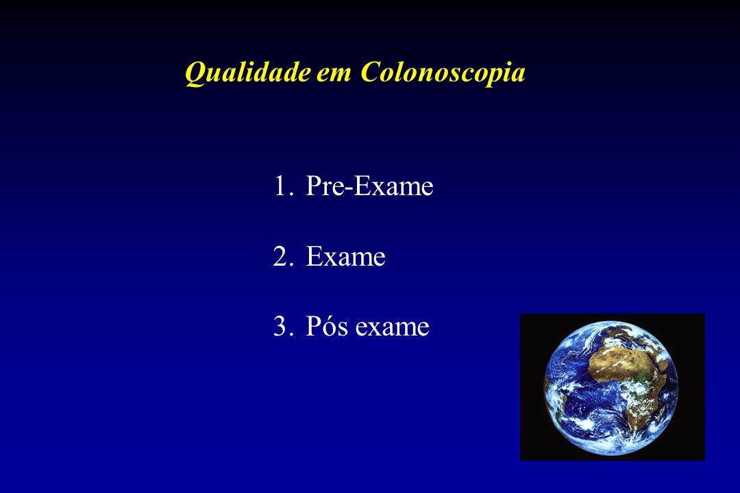 1.Pre-Exame 2.Exame 3.Pós exame