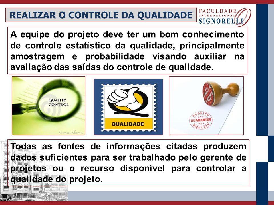 Examina um determinado produto para determinar se está em conformidade com os padrões documentados.