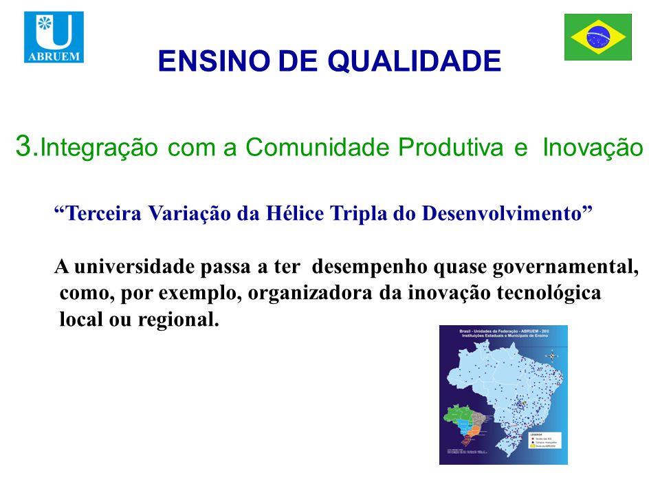 ENSINO DE QUALIDADE 3.