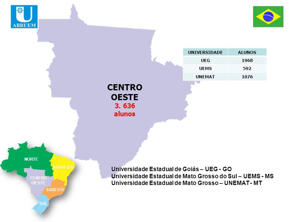 CENTRO OESTE 3.