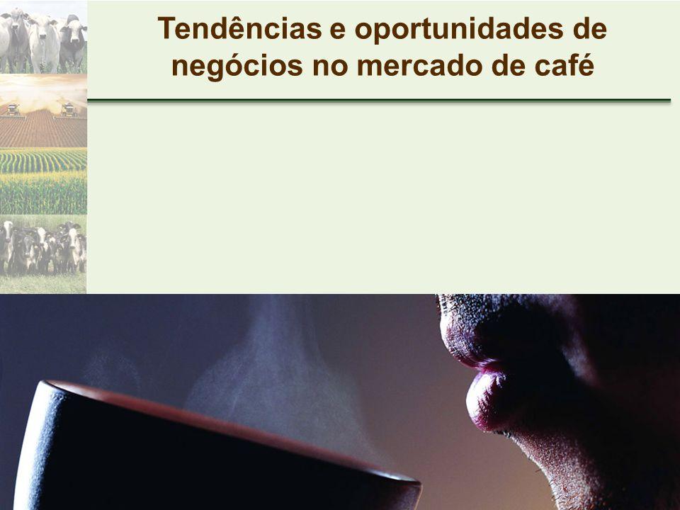 Tendências e oportunidades de negócios no mercado de café