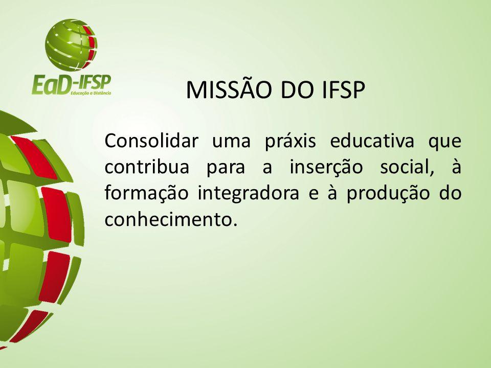 Campus São Roque Criado pela Portaria Ministerial nº.