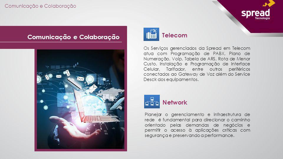 Network Planejar o gerenciamento e infraestrutura de rede é fundamental para direcionar o caminho orientado pelas demandas de negócios e permitir o ac