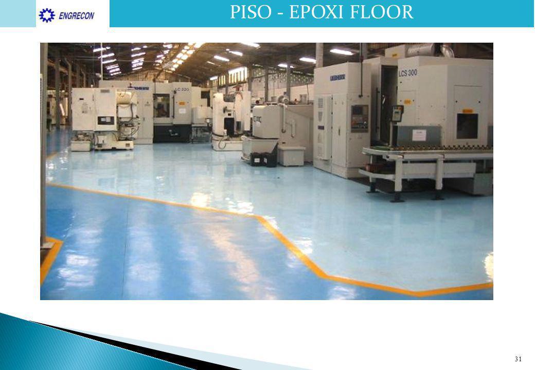 31 PISO - EPOXI FLOOR
