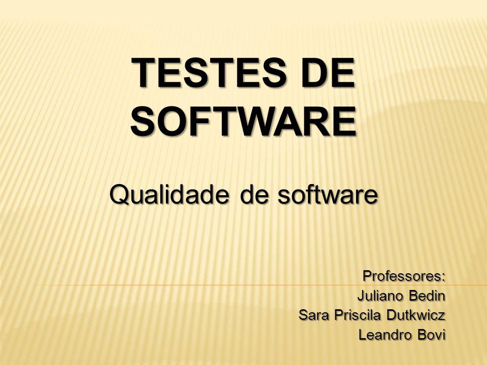  Todo software tem funcionalidades que devem ser atendidas.  Deve suprir o esperado pelo usuário.