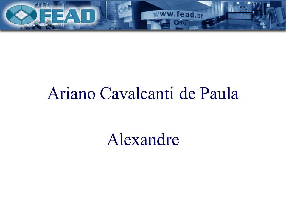 Ariano Cavalcanti de Paula Alexandre