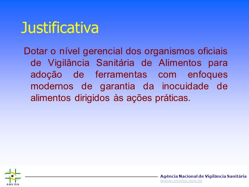 Agência Nacional de Vigilância Sanitária www.anvisa.gov.br 17º Termo de Cooperação e Assistência Técnica ANVISA - INPPAZ/OPAS/OMS Programa de Capacita