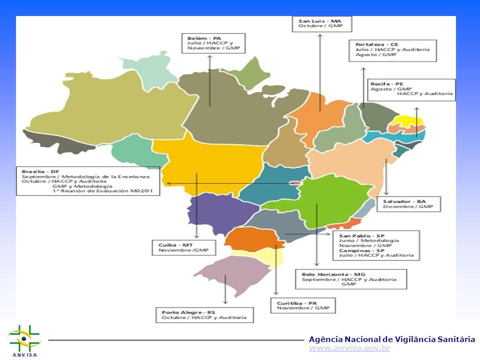 Agência Nacional de Vigilância Sanitária www.anvisa.gov.br Producción de Material – Grafico y en Internet