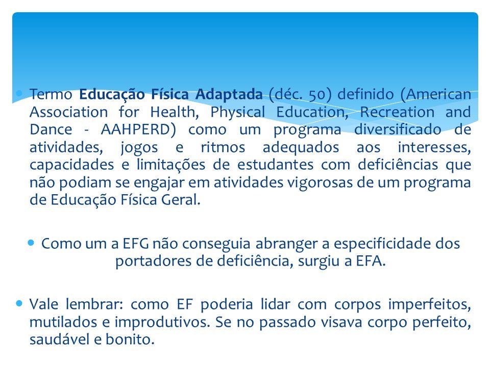  1988 criado 1º.curso de especialização em EFA (Uberlândia- MG).