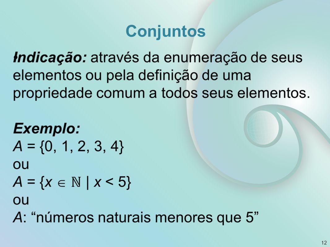 Conjuntos 12