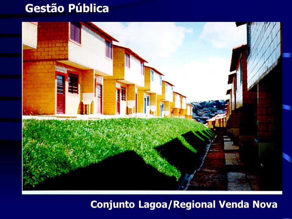 Conjunto Lagoa/Regional Venda Nova