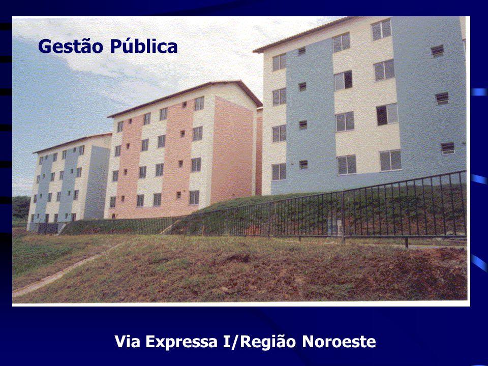 Gestão Pública Via Expressa I/Região Noroeste