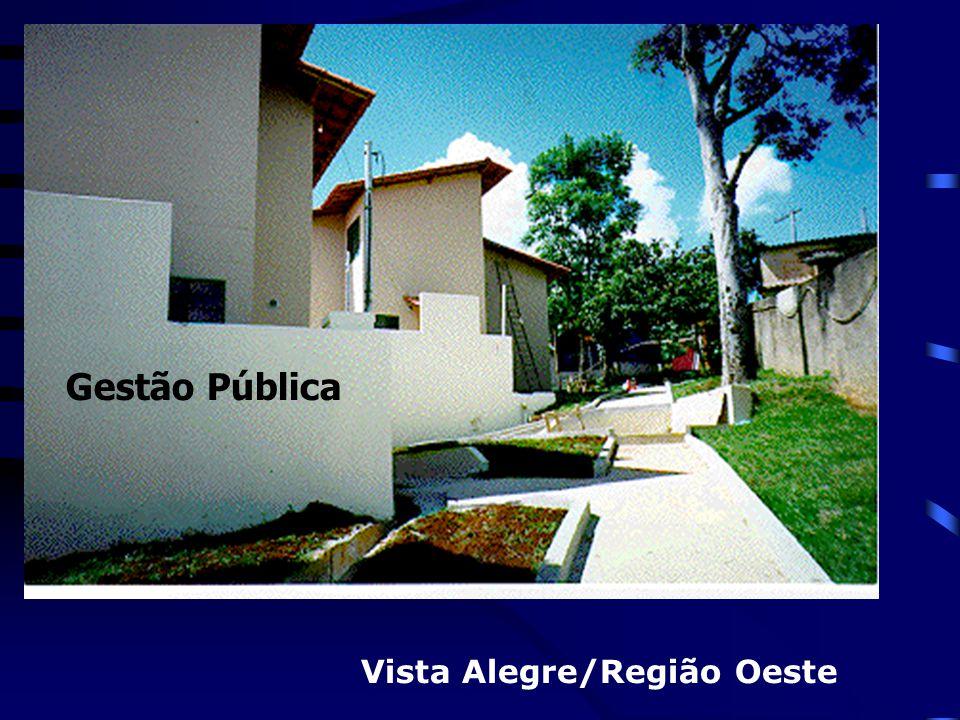 Gestão Pública Vista Alegre/Região Oeste