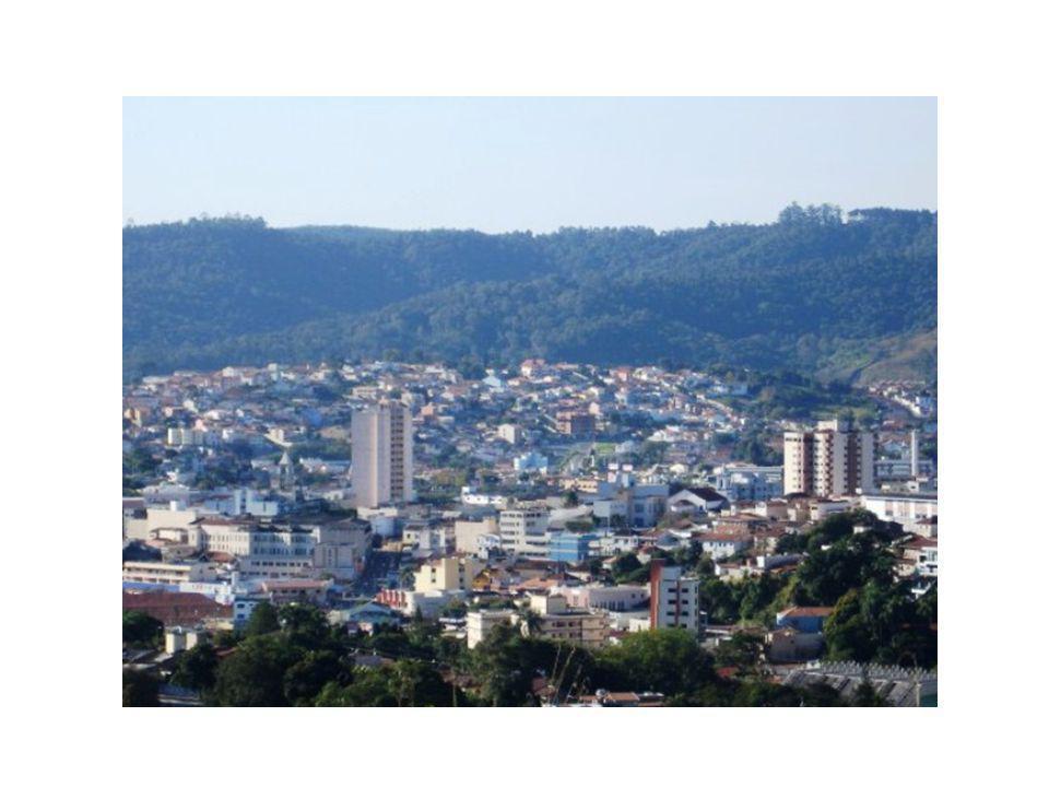 POPULAÇÃO Fundada em 16/08/1.657 – 354 anos.