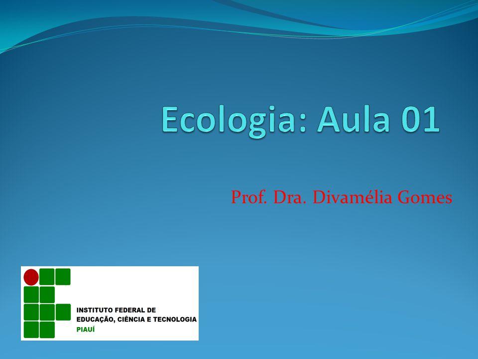 Prof. Dra. Divamélia Gomes