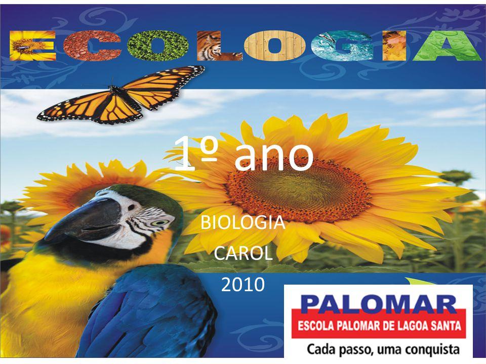 1º ano BIOLOGIA CAROL 2010