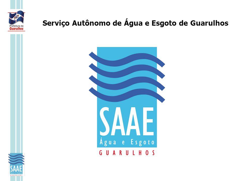 SAAE Guarulhos Resultados Poço 07 (Rua Particular s/n ( entrada pela Av.