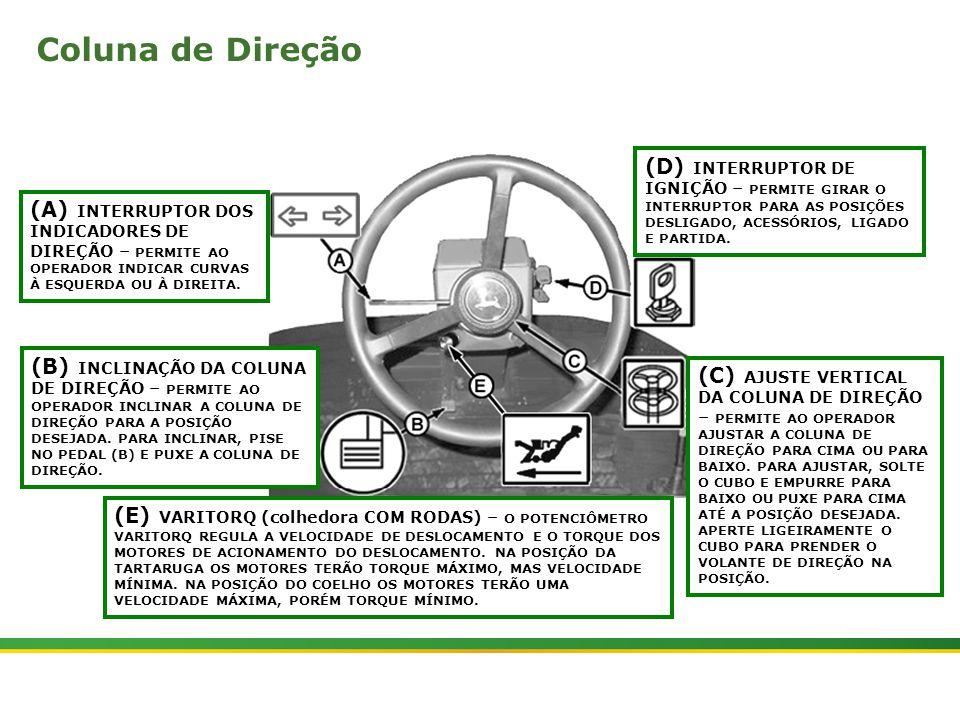 |Colhedora de Cana 3520 & 3522 : Gemini | Janeiro, 201023 Edc – Controle Eletrônico de Deslocamento