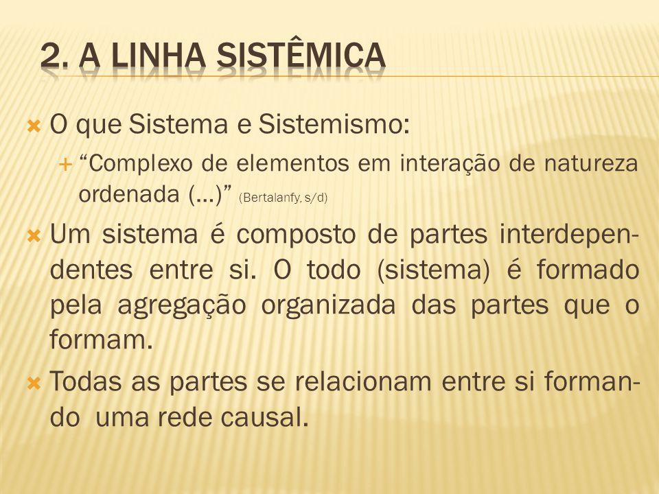 """ O que Sistema e Sistemismo:  """"Complexo de elementos em interação de natureza ordenada (…)"""" (Bertalanfy, s/d)  Um sistema é composto de partes inte"""