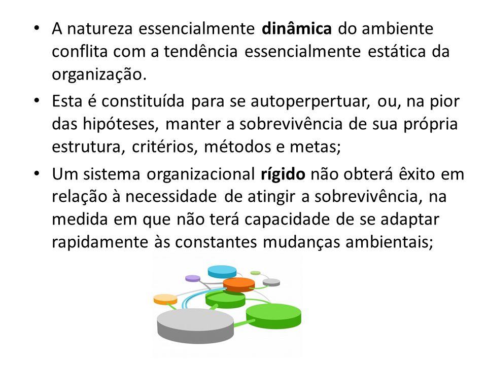 A organização como um Sistema de Papéis Papel é o conjunto de atividades solicitadas de um indivíduo que ocupa uma determinada posição em um sistema.