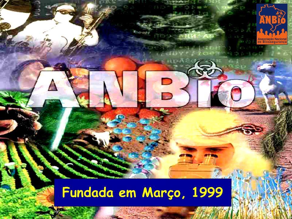 Fundada em Março, 1999