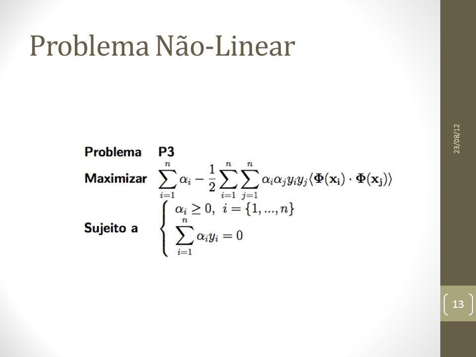 Problema Não-Linear 23/08/12 13