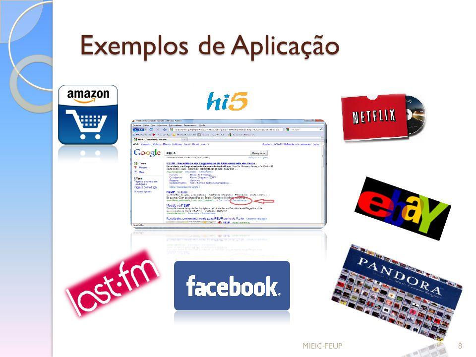 Exemplos de Aplicação MIEIC-FEUP8