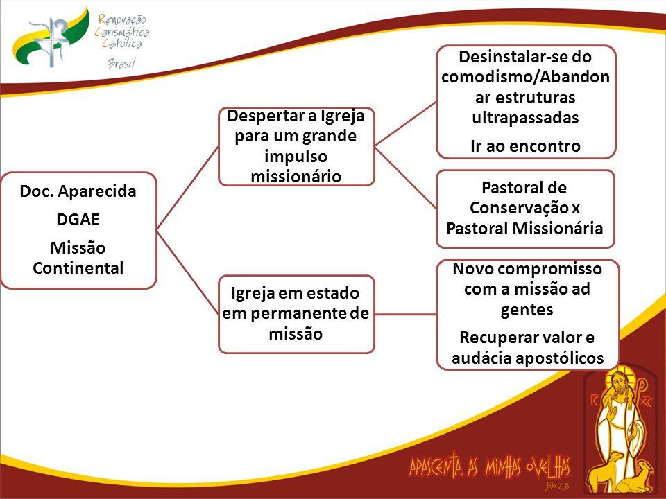METODOLOGIA MISSIONÁRIA NA RENOVAÇÃO CARISMÁTICA CATÓLICA