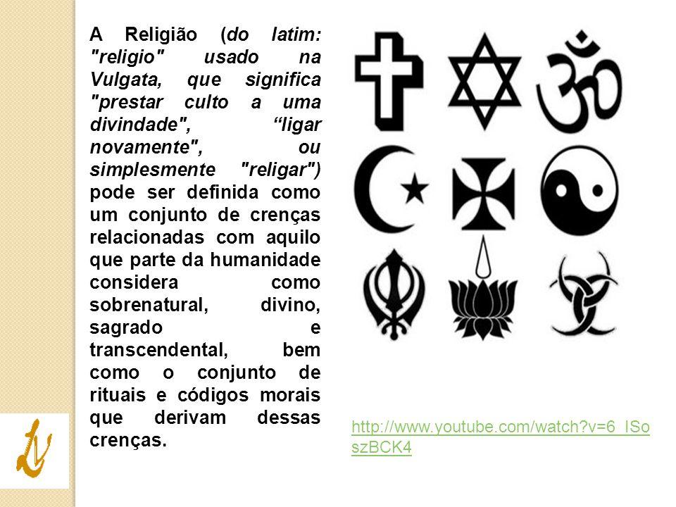 A Religião (do latim: