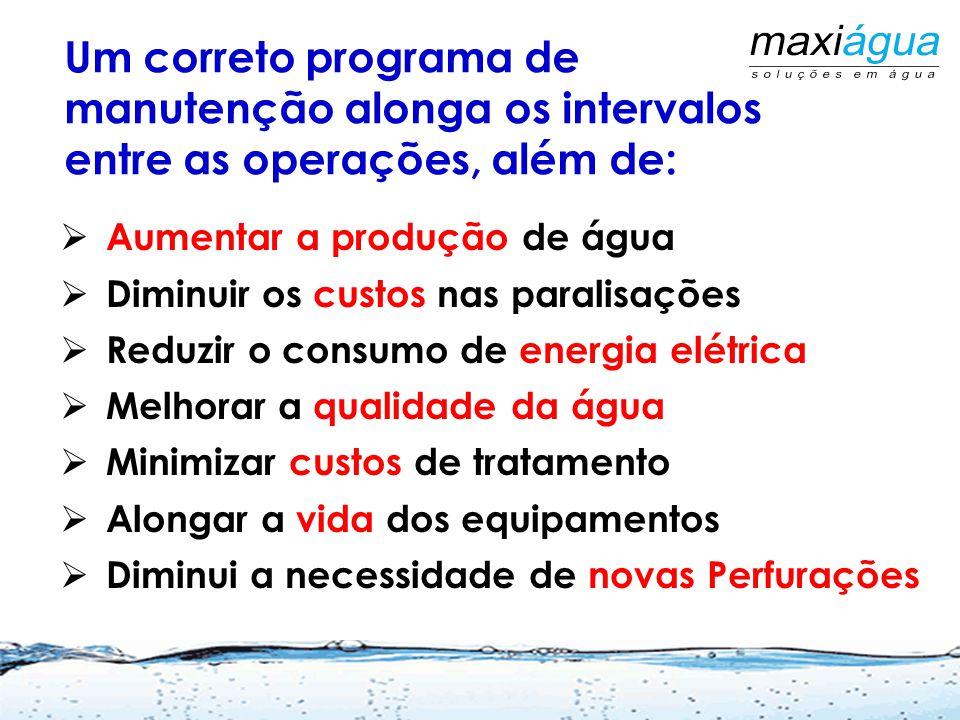  Manutenção Preventiva é Mais Barata que corretiva !  O Controle sistemático da manutenção de máquinas e equipamentos, é considerado um ponto alto d