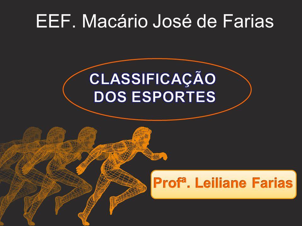 Esporte Educacional O principal equívoco histórico do entendimento do esporte-educação é a sua percepção como um ramo do esporte rendimento.